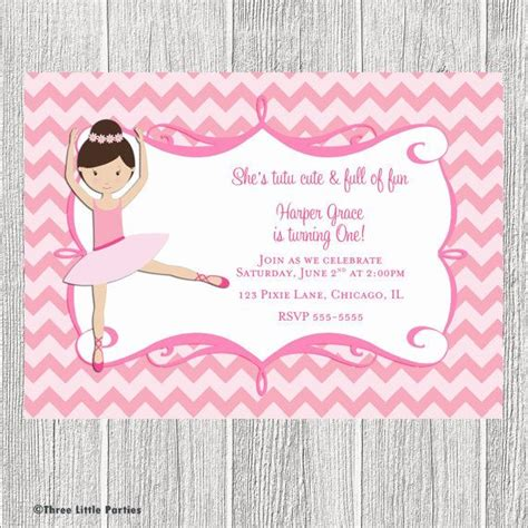 pin the tutu on the ballerina template tutu printable ballerina invitation by
