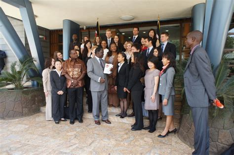 Sloan Mba Tour by Embrace The World Mba In Sloan Africa Study Tour