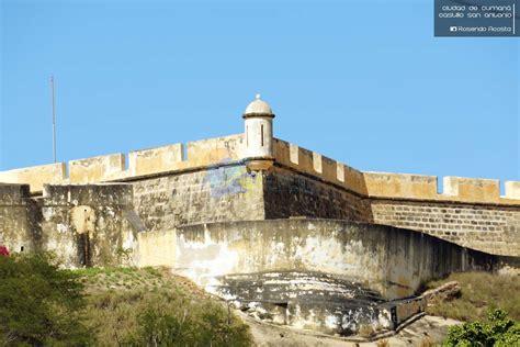 imagenes historicas de cumana castillo san antonio cuman 225 estado sucre