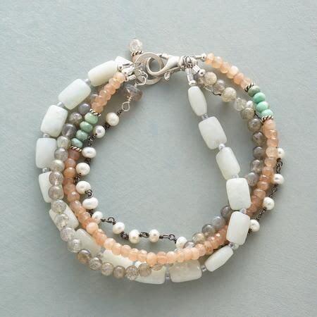 Handmade Beaded Jewelry Patterns - 25 best ideas about gemstone bracelets on
