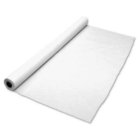 Plastic Table Cover Rolls by Tablemate Banquet Size Plastic Table Cover Roll