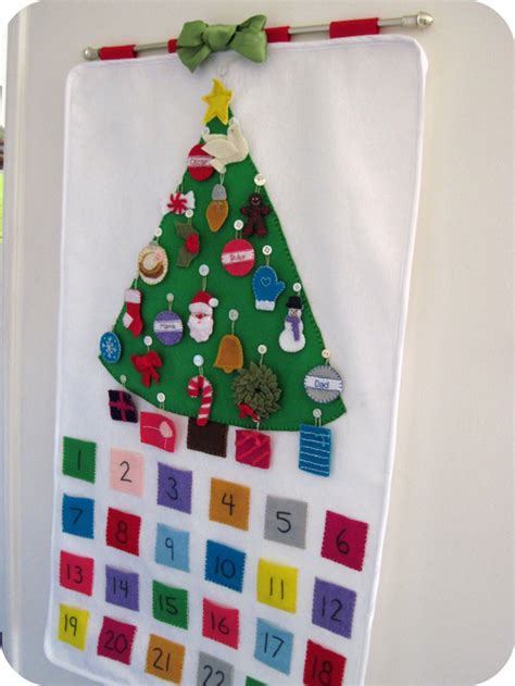 Handmade Advent Calendar Ideas - invent and advent a handmade tradition oh my