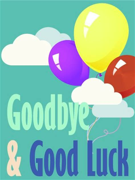 good luck cards templates free clipart best