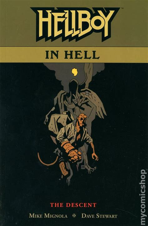 libro hellboy in hell volume hellboy in hell tpb 2014 2016 dark horse comic books