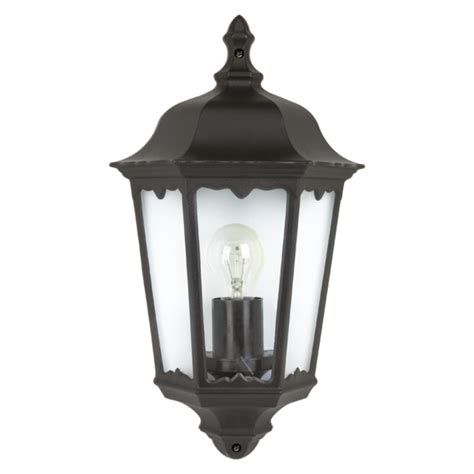 Traditional Outdoor Lighting Traditional Garden Wall Light Flush Fit And Ip44 Rating