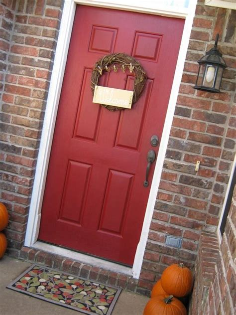 glidden delicious paint color for front door for the home paint colors