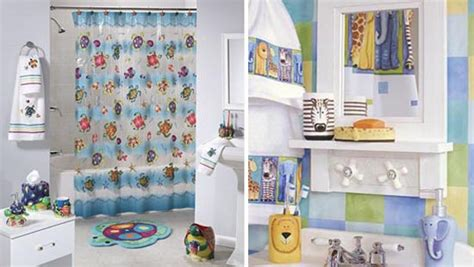 Bathroom Decorating Ideas For Kids | kid bathroom decorating ideas theydesign net
