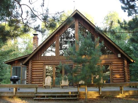 Clear Lake Cabin by Webb Lake Wi Vacation Rentals Webb Lake Wisconsin Cabin Rentals Homeaway