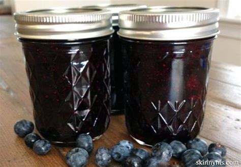 Jam Blueberry By Lkl Present clean blueberry jam recipe blueberry jam and blueberries