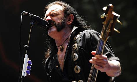 heavy metal singer deid in 2016 motorhead frontman heavy metal legend lemmy dies click
