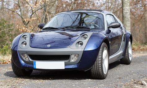 smart car sport coupe smart roadster