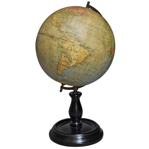 Table Globe L by Globe Table L Cruncley Table Globe At 1stdibs A 1920 S