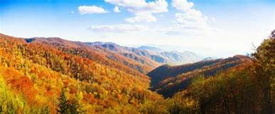 smoky mountain fall colors best time to see smoky mountain fall colors