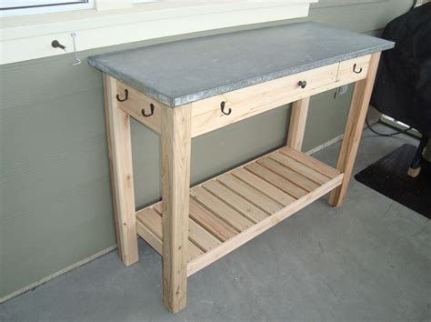 diy bbq bench 1000 images about diy bbq stand on pinterest bbq table