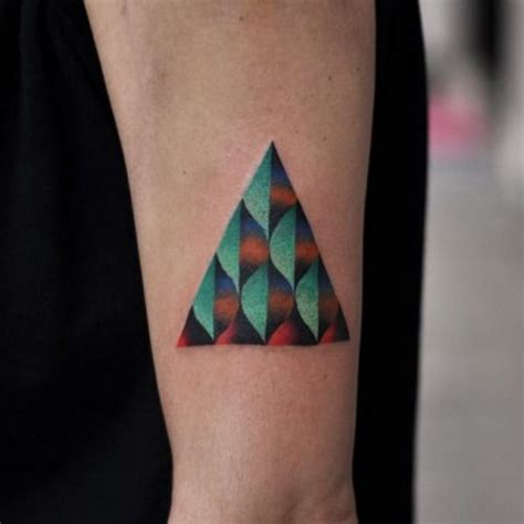 triangle wrist tattoo 68 magnificent triangle wrist tattoos
