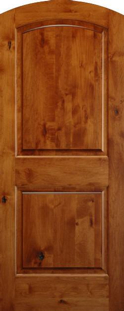 Knotty Alder Interior Doors by Knotty Alder True Eased Arch Doors Homestead Interior Doors