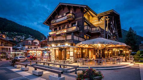 hotel le samoy 232 de morzine hotels restaurants spa