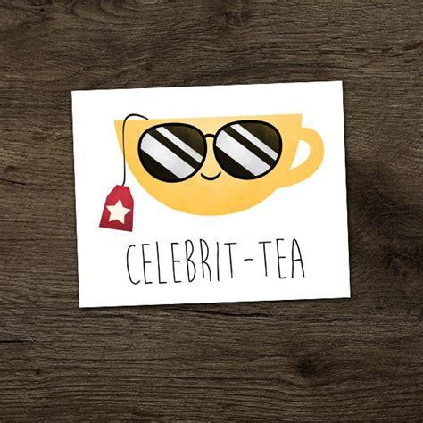 printable celebrity posters celebrit tea digital 8x10 printable poster funny celebrity tea