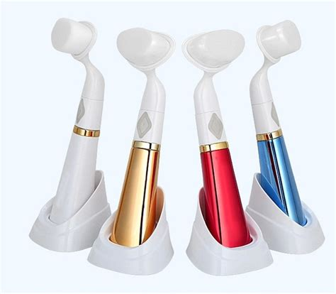 Cnaeir Cleansing Massager 6 In 1 Limited electric cleansing brush machine pore