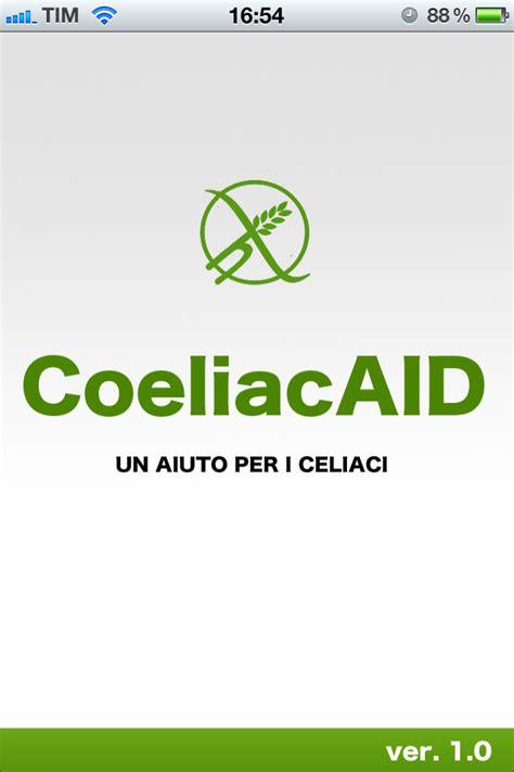 celiachia alimenti vietati gluten free 187 applicazioni celiachia coeliacaid
