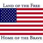 land of the free and the home of the brave venky s