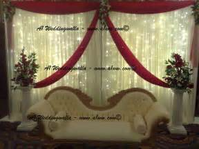 Simple Home Decoration For Engagement by Wedding Stages Amp Asian Wedding Stage Decoration Services