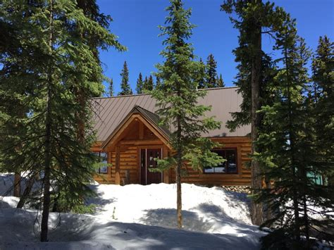 Breckenridge Cabins by New Listing Breckenridge Log Cabin In The Woods Vrbo