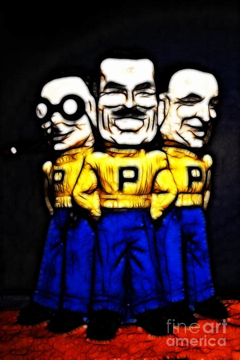 Pep Boys Gift Card - pep boys manny moe jack color sketch style 7d17428 photograph by wingsdomain art