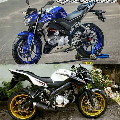 Modifikasi Motor Yamaha Terbaru by Modifikasi Vixion Advance Terbaru Dan
