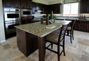 Kitchen Island Countertop Ideas Kitchen Design Counter Height Kitchen Design Photos