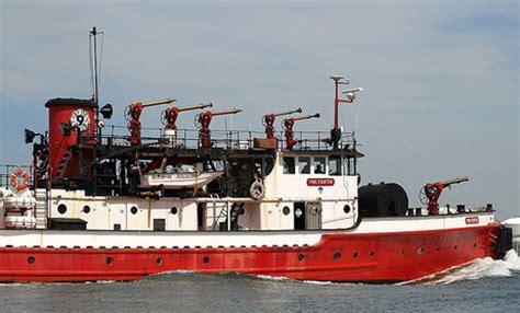 fire boat nozzle photo via the suffolk times