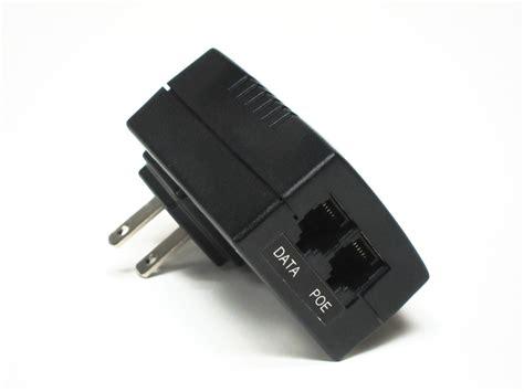 Adaptor Poe china poe adapter 24v 12w china poe adapter adapter