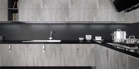 ambientes  cocina blanco  negro cuantico infografia