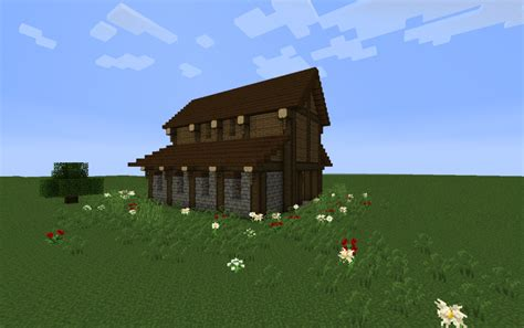 medieval stables creation