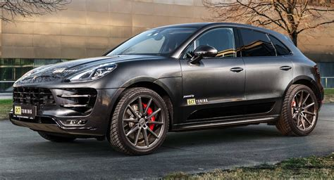 Porsche 911 Macan by Porsche Macan Turbo Tuned By O Ct Wants A 911 Badge