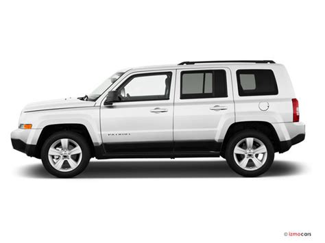 2016 Jeep Patriot Reviews 2016 Jeep Patriot Pictures Side View U S News World