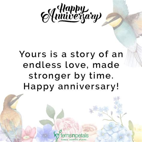 25  Unique Quotes and Messages to wish Happy Anniversary