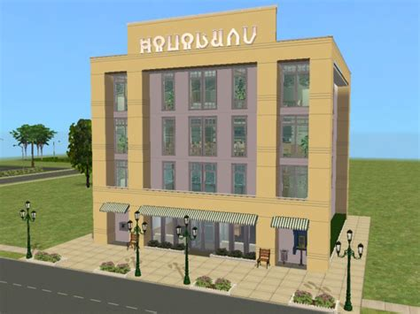 2 Story Homes sunni designs for sims 2