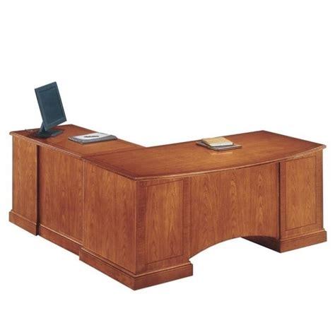 flexsteel office furniture flexsteel belmont right executive l shaped desk 71xx 57