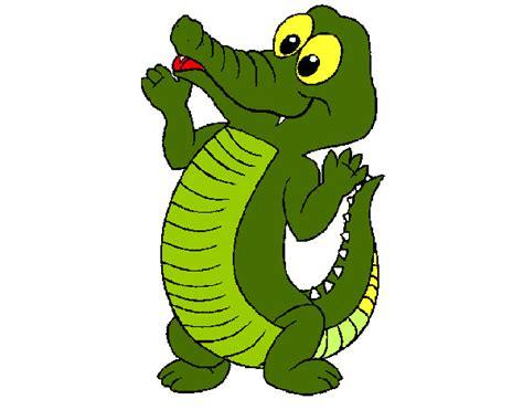 imagenes de uñas en verdes dibujo de cocodrilo bebe verde pintado por giogata en