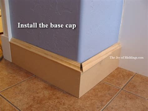 guide to custom trim molding installation be the pro front porch post how tall of a base should i make
