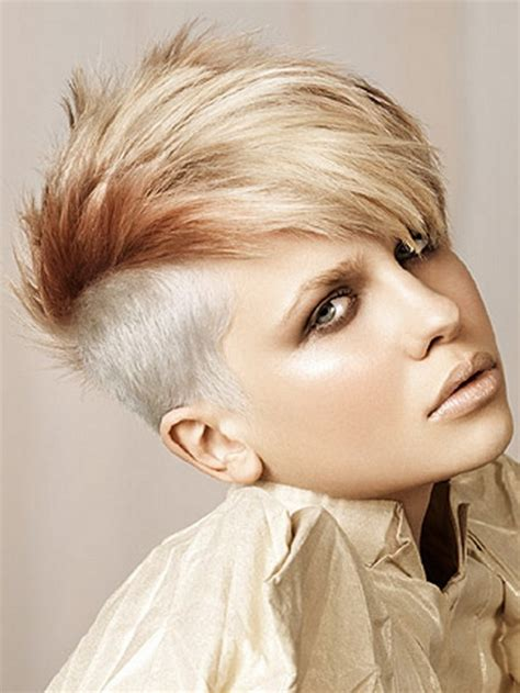 clothing style with short hair cut cool short hairstyles for women