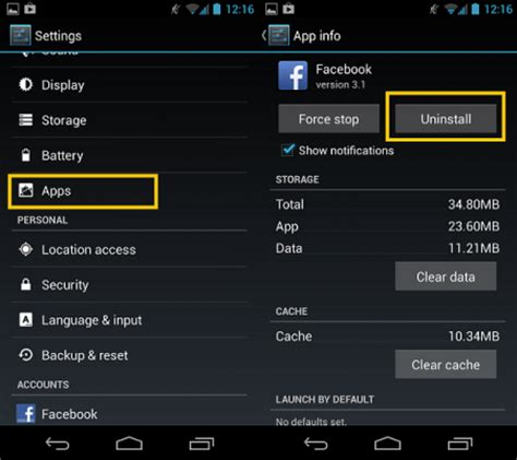 android reset how to reset android phone to factory settings