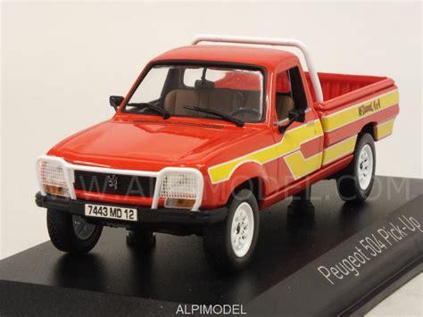 peugeot 4x4 models norev peugeot 504 up 4x4 dangel 1985 yellow 1