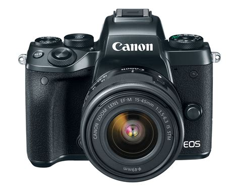 Kamera Canon Mirrorless M5 canon s new mirrorless m5 has 24 2 mp dual pixel aps c