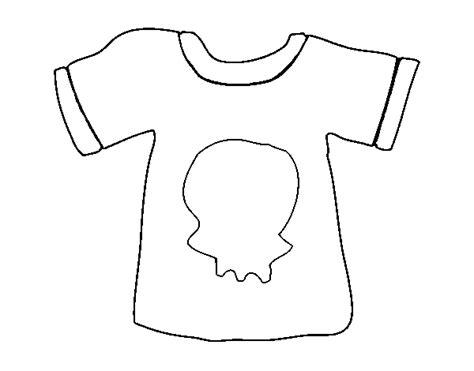 imagenes emo para colorear dibujo de camiseta emo para colorear dibujos net