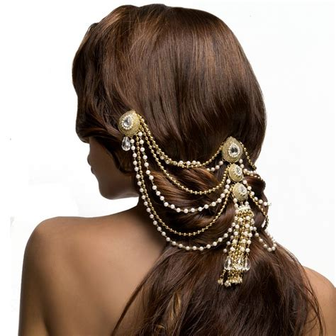 Indian Wedding Hair Bun Pin by 1000 Images About Vintage Hair Pins And Combs On