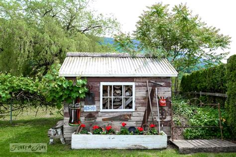 Shed In The Garden by If Rustic Garden Sheds Could Tell Stories This One Would