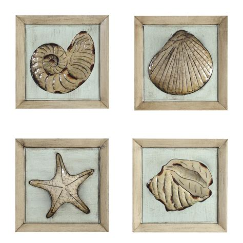 bathroom wall plaques wall art ideas design sheel seashell wall art amazing