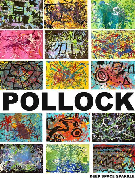 pollock basic art 2 0 338 best art history for kids images on art kids elementary art and art classroom